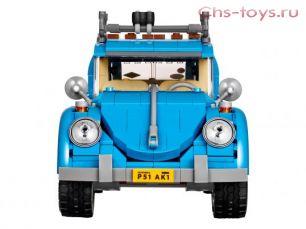 """Конструктор Bela Create """"Фольксваген Жук"""" 10566 (Реплика Lego Сreator Фольксваген Жук 10252) 1157 дет"""