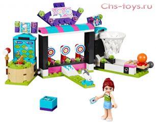 """Конструктор Bela Friends """"Парк развлечений: игровые автоматы"""" 10554 (аналог LEGO Friends 41127) 176 дет."""