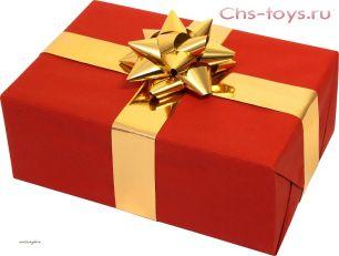 Индивидуальная подарочная упаковка